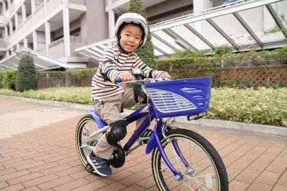「自転車 練習」アイキャッチ画像