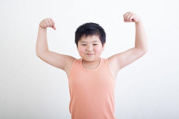 子供 肥満」アイキャッチ画像
