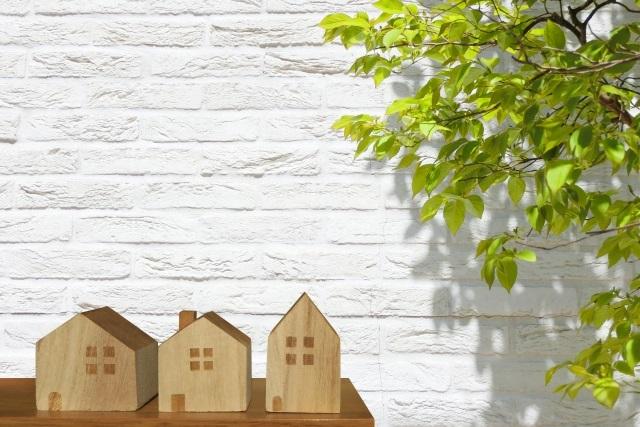 お家の模型