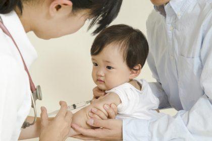 「子供 予防接種」アイキャッチ画像