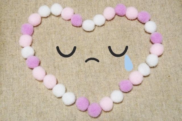 涙のハート