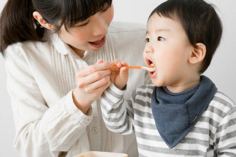 「子供 食事」アイキャッチ画像