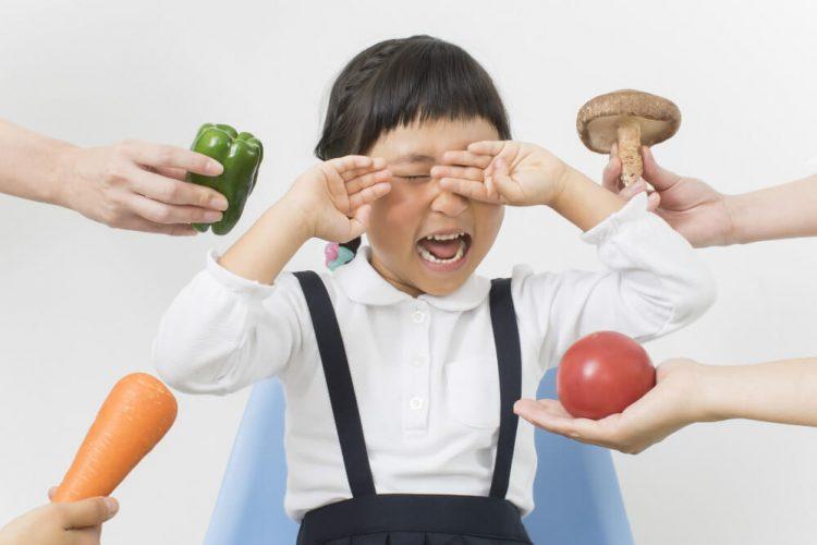 「野菜 嫌い」アイキャッチ画像