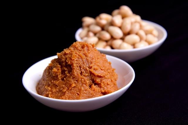 大豆と味噌