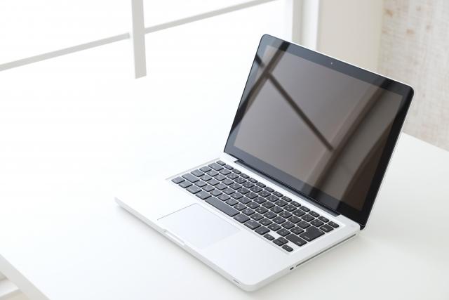 キレイなノートパソコン