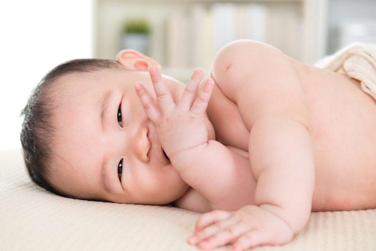 「赤ちゃん 乾燥肌」アイキャッチ画像
